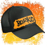BLITZKID 'Cracked Logo' Cap