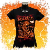 BLITZKID 'Pumpkin Patch' Girlie