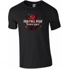"""DER FALL BÖSE """"Phoenix"""" T-Shirt schwarz"""