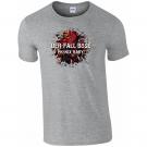 "DER FALL BÖSE ""Phoenix"" T-Shirt grau"