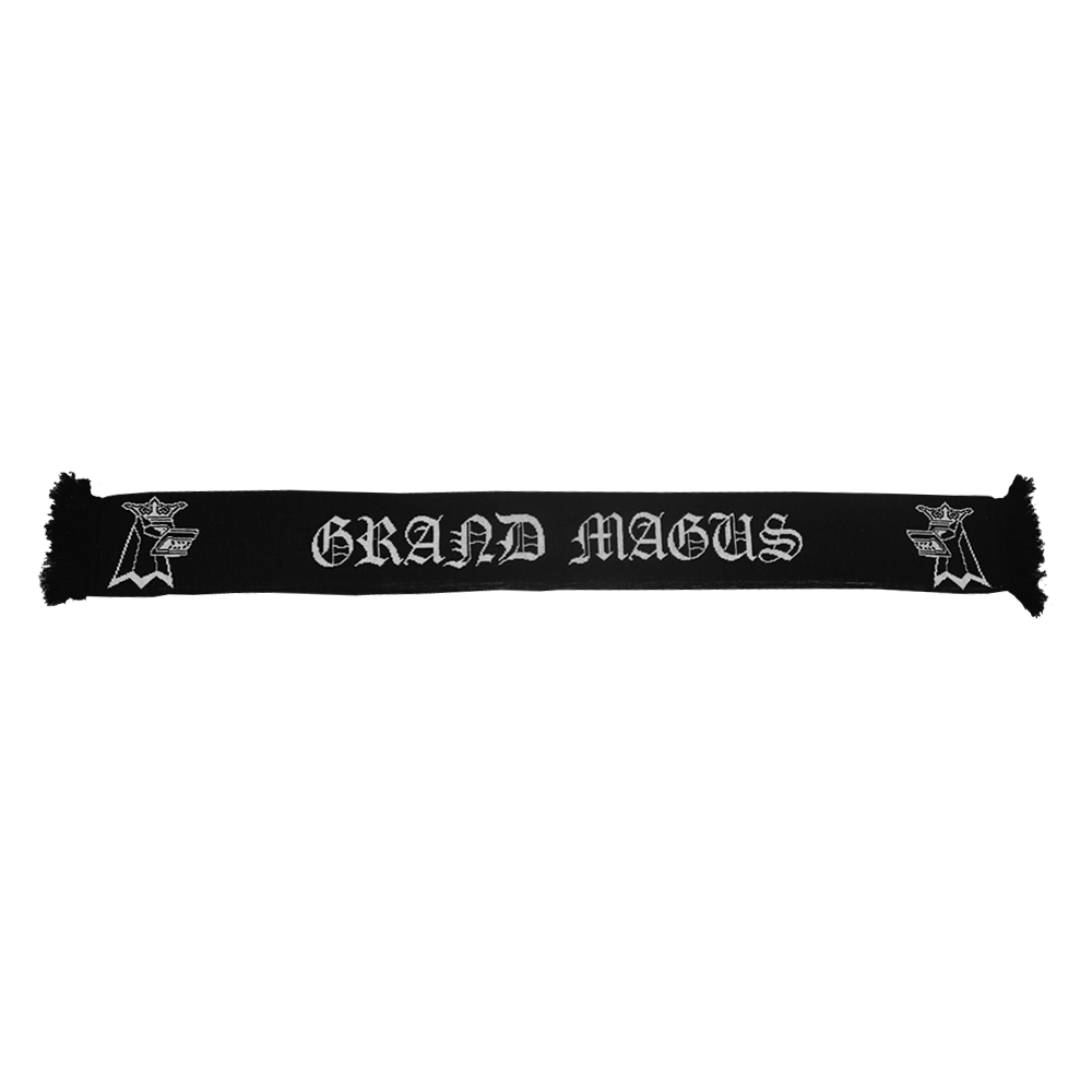 GRAND MAGUS 'Wolves' Scarf