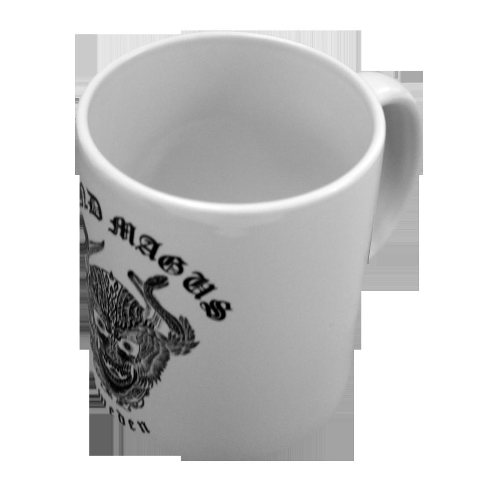 GRAND MAGUS 'Deathhead' Coffee Mug