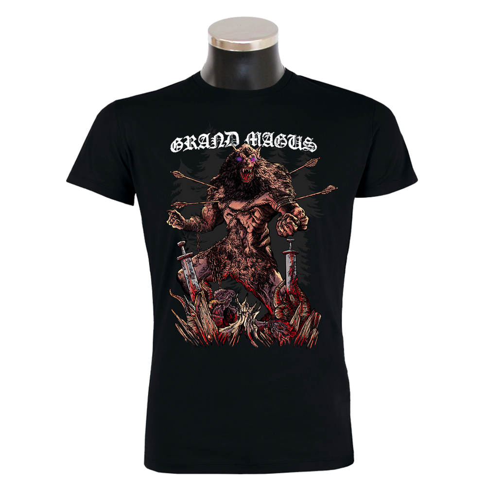 GRAND MAGUS 'Werewolf' T-Shirt