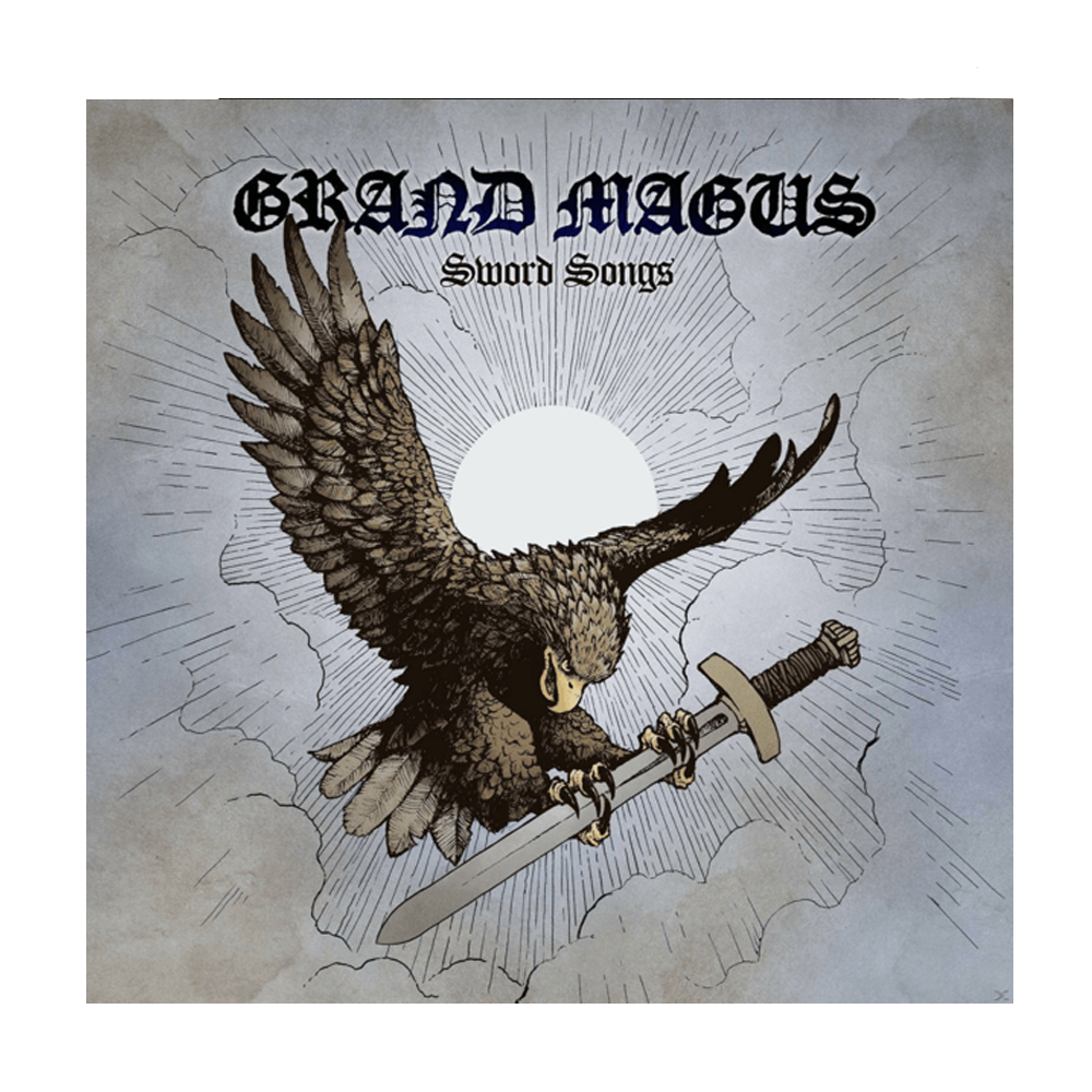 GRAND MAGUS 'Sword Songs' DigiPak