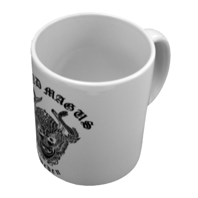 GRAND MAGUS 'Deathhead' Coffee Mug