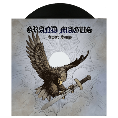 GRAND MAGUS 'Sword Songs' LP