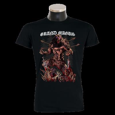 GRAND MAGUS 'Werewolf' T-Shirt