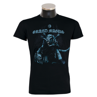 GRAND MAGUS 'Wolf God Tour 2020' T-Shirt