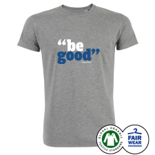 GREGORY PORTER 'Be Good' T-Shirt Heather Grey
