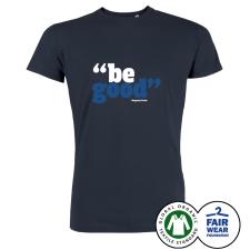 GREGORY PORTER 'Be Good' T-Shirt Navy