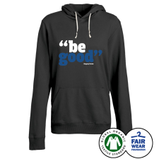 GREGORY PORTER 'Be Good' Hoodie Anthracite