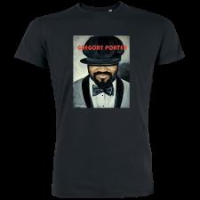 GREGORY PORTER 'Portrait - Lettering' T-Shirt