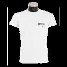 MONTREAL 'Faultier' T-Shirt weiss
