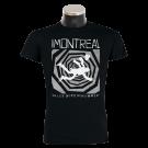 MONTREAL 'Alles wird schlimmer' T-Shirt schwarz