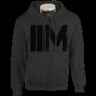 MONTREAL 'IIM' Zipper grau