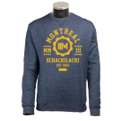 MONTREAL 'College' Sweater heather navy