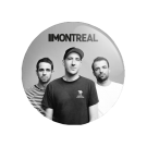 MONTREAL 'Band' Button