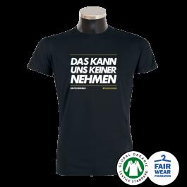 REVOLVERHELD 'DKUKN' T-Shirt schwarz