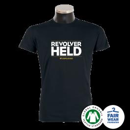 REVOLVERHELD 'MTV Unplugged Tour 2016' T-Shirt schwarz