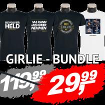 REVOLVERHELD 'Tour-Bundle' Girlie-Shirts