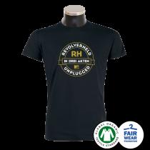REVOLVERHELD 'In drei Akten' T-Shirt schwarz