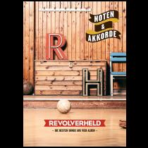 REVOLVERHELD 'Noten & Akkorde' Songbook