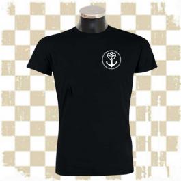 ANCHORS & HEARTS 'World-Logo' T-Shirt
