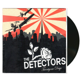 THE DETECTORS 'Twentyone Days' Vinyl
