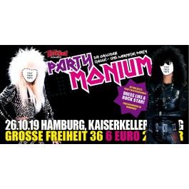 PartyMonium 2019-10-26