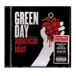 GREEN DAY 'American Idiot' CD