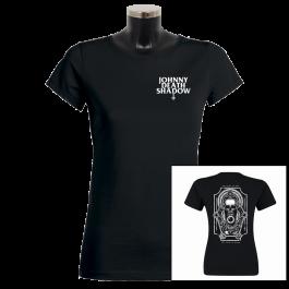 JOHNNY DEATHSHADOW 'Eyemouth' Girlie-Shirt