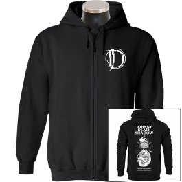 JOHNNY DEATHSHADOW 'Dead King' Zipper