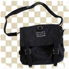 JOHNNY DEATHSHADOW 'Schriftzug' Packtasche