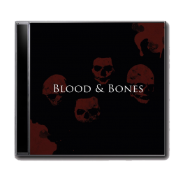 JOHNNY DEATHSHADOW 'Blood&Bones' EP