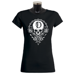 JOHNNY DEATHSHADOW 'Bleeding Hearts' Girlie-Shirt