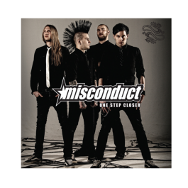 MISCONDUCT 'One Step Closer' CD