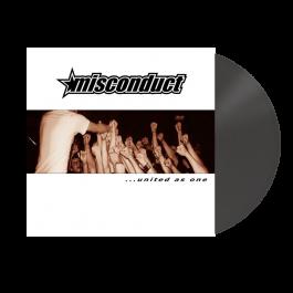 MISCONDUCT '... United As One' grey melange Vinyl