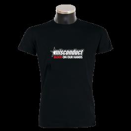 MISCONDUCT 'Blood Logo' T-Shirt