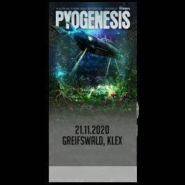 PYOGENESIS '21.11.2020 Greifswald' Ticket