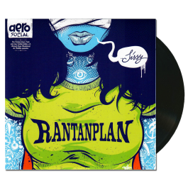 RANTANPLAN / The Tips Split 7""