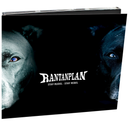 RANTANPLAN 'Stay Rudel - Stay Rebel' Digipak