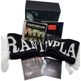 RANTANPLAN 'Stay Rudel - Stay Rebel' lim. Box