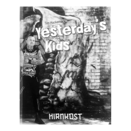 RANTANPLAN 'Yesterday`s Kids' Buch