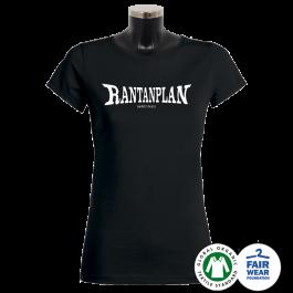 RANTANPLAN 'Logo' Girlie