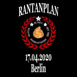 RANTANPLAN '25 Jahre Drauf Geschissen Tour' 17.04.2020 Berlin