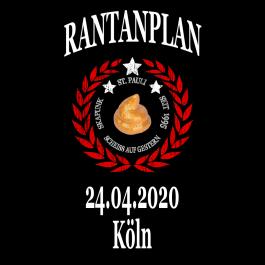 RANTANPLAN '25 Jahre Drauf Geschissen Tour' 24.04.2020 Köln