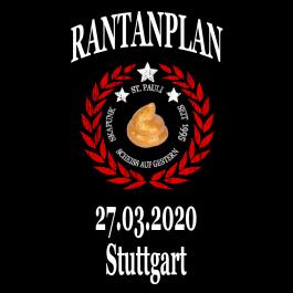 RANTANPLAN '25 Jahre Drauf Geschissen Tour' 27.03.2020 Stuttgart