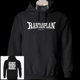 RANTANPLAN 'Stay Rudel Stay Rebel' Hoodie
