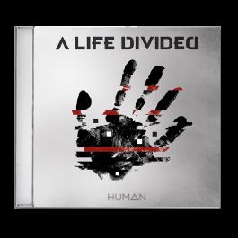 A LIFE DIVIDED 'Human' CD