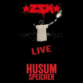 ZSK Eintrittskarte '08.06.2018 Husum'
